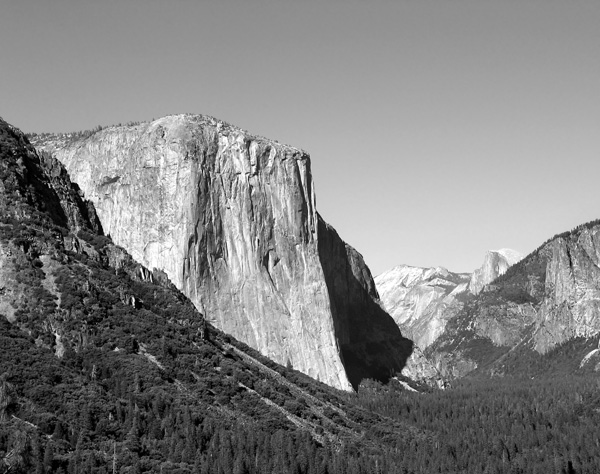 Sean McGrath Yosemite photo